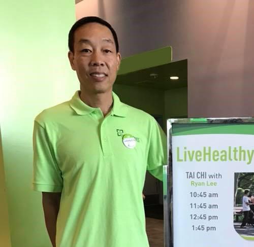 Tai chi instructor Ryan Lee profile picture