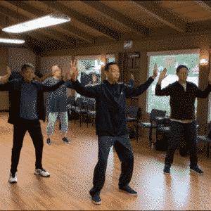 Tai Chi Qigong workshop